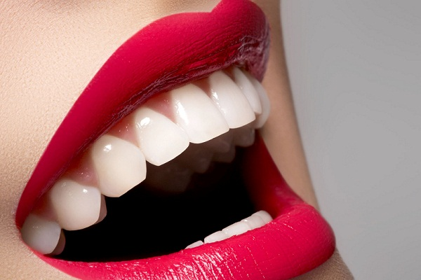 сон красивые зубы