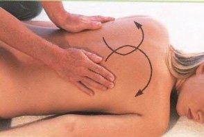 Упражнения массаж