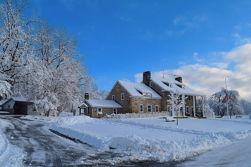 Сонник приснился первый снег