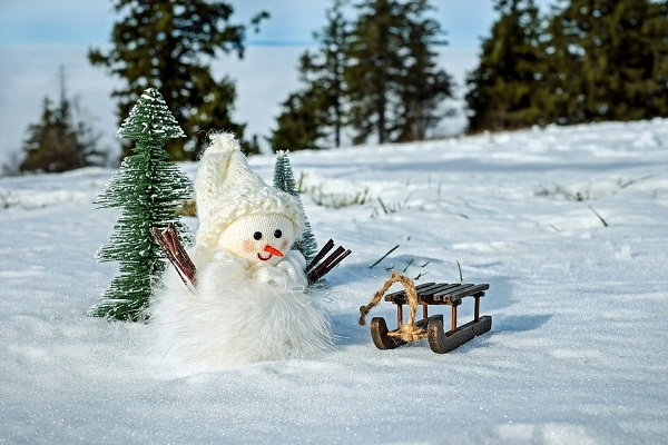К чему снится много снега сугробы сонник