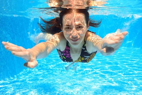 Сонник плавать в большой воде
