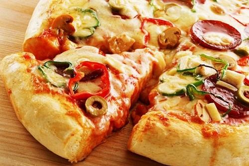 тесто для пиццы с дрожжами