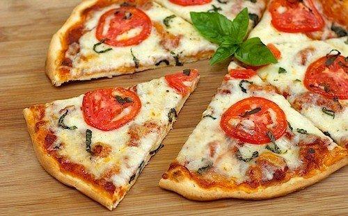 Как сделать тонкое тесто для пиццы