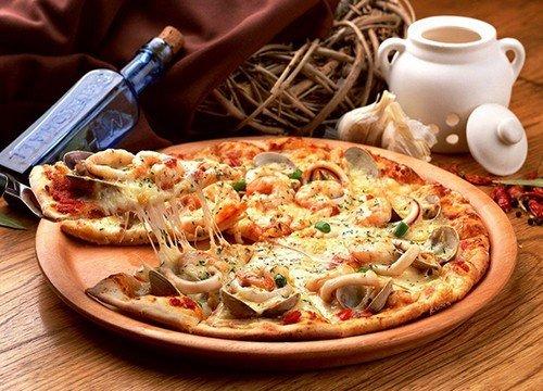 Рецепт пиццы из пиццерии