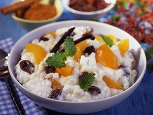 молочная рисовая каша рецепт