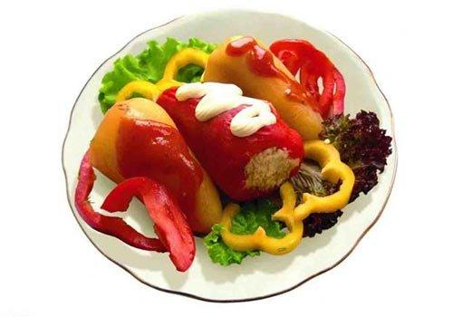 приготовление фаршированного перца пошаговый фото рецепт