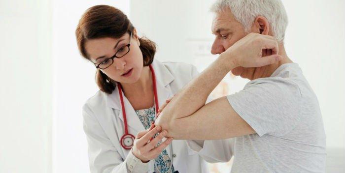 Проблема с суставом к какому врачу