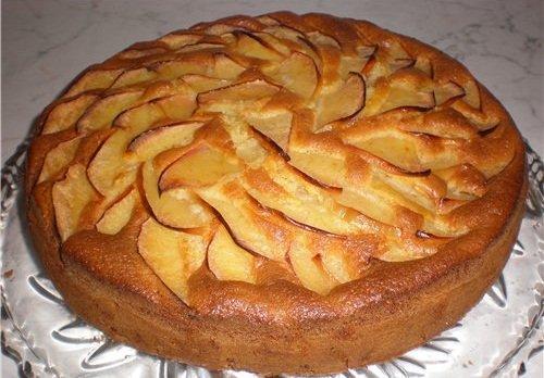Как испечь шарлотку с яблоками в духовке