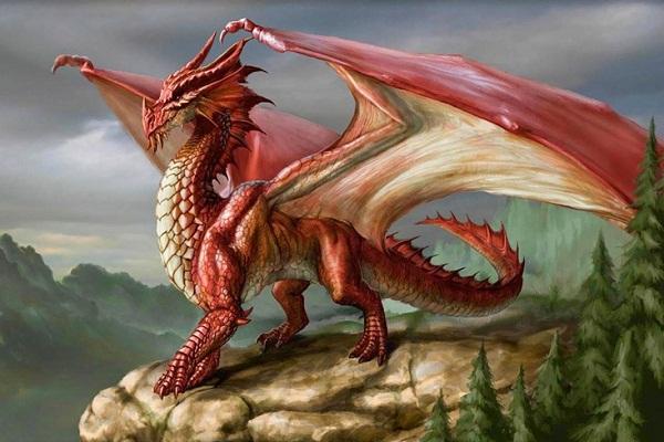 Летящий дракон сонник