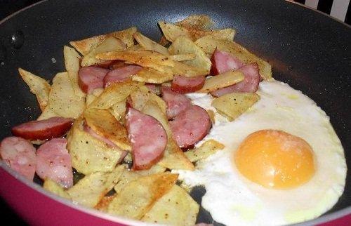 Во сне кушать жареную картошку фото