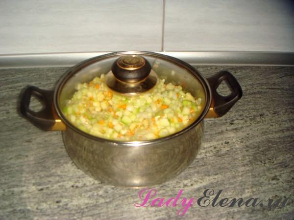 Салат из кабачков на зиму – 4 рецепта заготовок