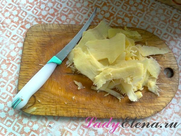 Маринованный имбирь: рецепт в домашних условиях маринования имбиря и немного о пользе