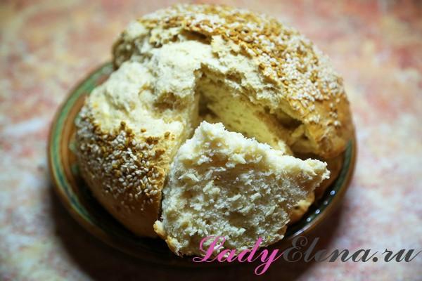 Домашний хлеб в духовке – ТОП 20 рецептов с фото