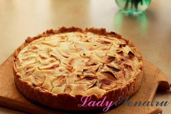 Как испечь цветаевский пирог с яблоками