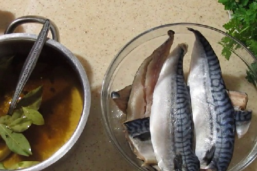 Как солить рыбу дома