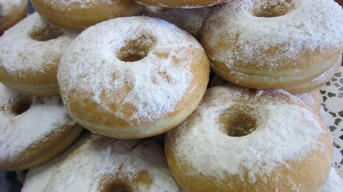 Пончики классический рецепт