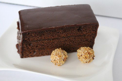 Как приготовить шоколадный бисквит