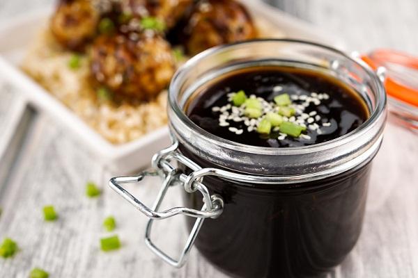 как приготовить густой соус терияки