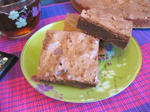 как приготовить шоколадное пирожное