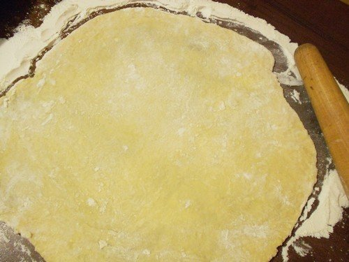 Простой быстрый рецепт пирога на кефире