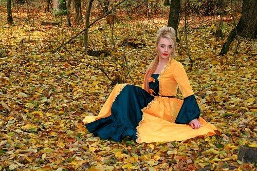 К чему приснилось желтое платье