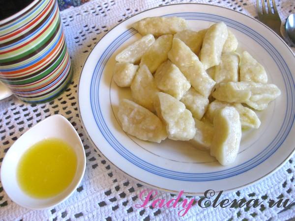 Фото рецепт ленивых вареников