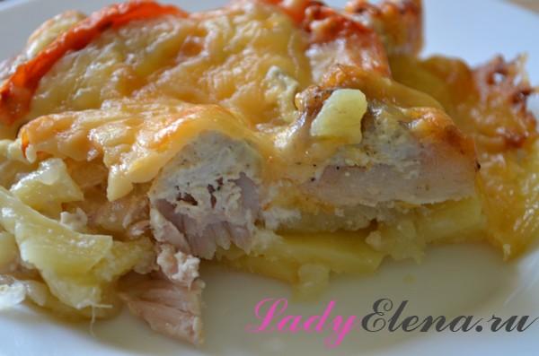 Фото рецепт мяса по-французски