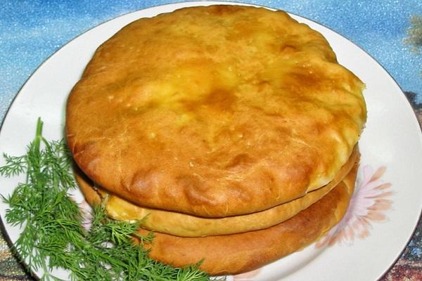 пошаговый рецепт пирогов из слоенного теста с начинкой