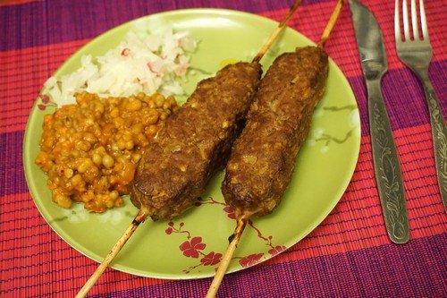 Фото рецепт люля кебаба