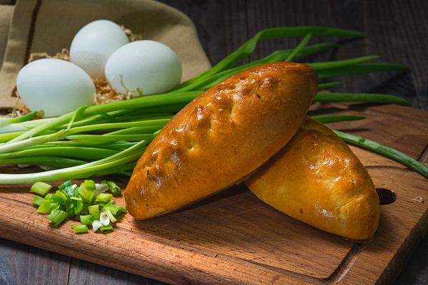 Рецепт пампушки дрожжевые жареные на сковороде