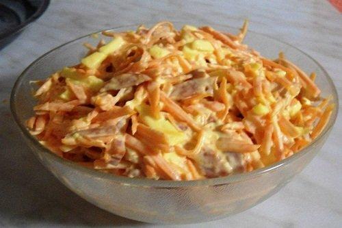 salat-s-morkovyu 6