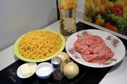 Макароны по флотски рецепт с фаршем классический