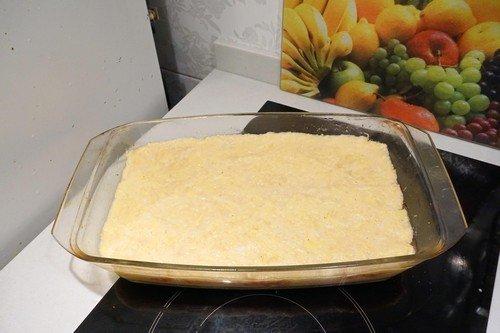 фото рецепт картофельной бабки в духовке