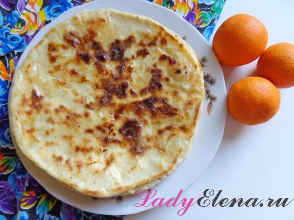 Фото рецепт хачапури с сыром