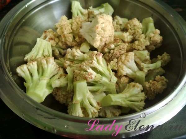 Цветная капуста на зиму – 12 вариантов фото рецептов заготовки цветной капусты на зиму
