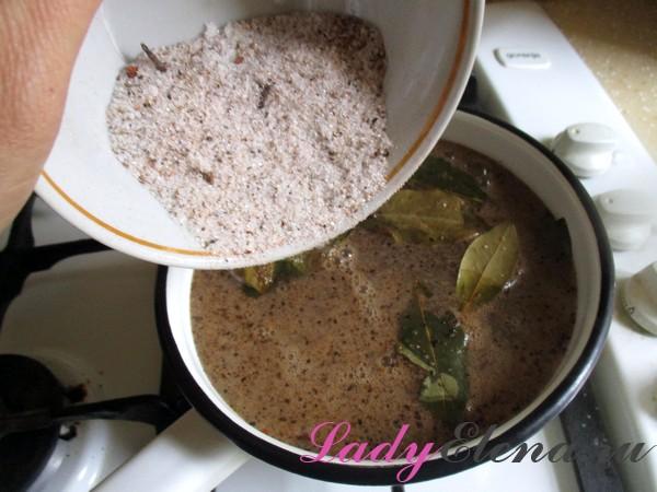 Маринованные кабачки - рецепт пошаговый с фото