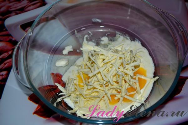Как приготовить Пироги с сыром и мясом