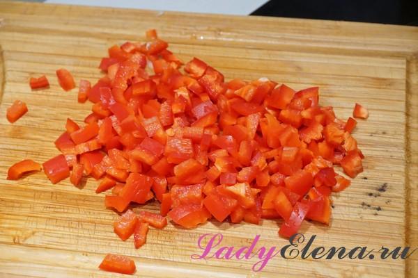 Шакшука с колбасой - рецепт пошаговый с фото