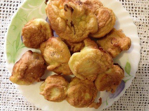 Цветная капуста в кляре пошаговый рецепт с на сковороде