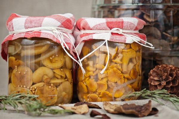 Как заготовить грибы на зиму в банках