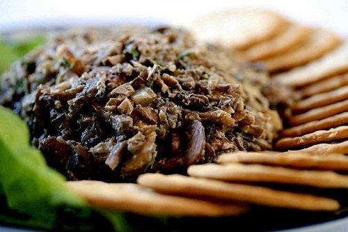 Метод приготовления икры из сухих грибов