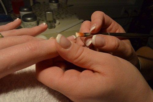 приснились чистые ногти на ногах