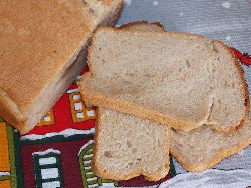 Приготолвение домашнего хлеба в духовке