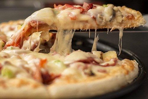 Как сделать пиццу на основе сметаны