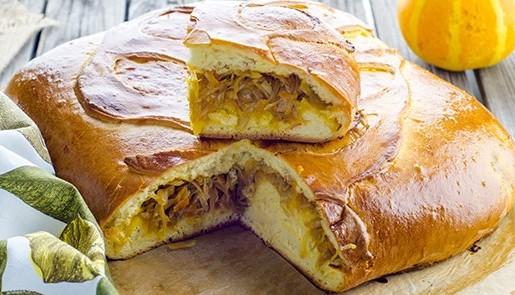 Пирог с капустой рецепты