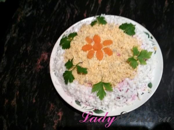 Салат с тунцом - 56 рецептов приготовления пошагово