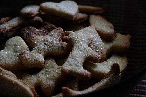 Как приготовить сахарное печенье