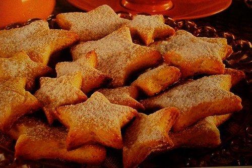 Оригинальное сахарное печенье