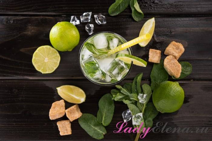 Рецепт домашнего мохито с водкой