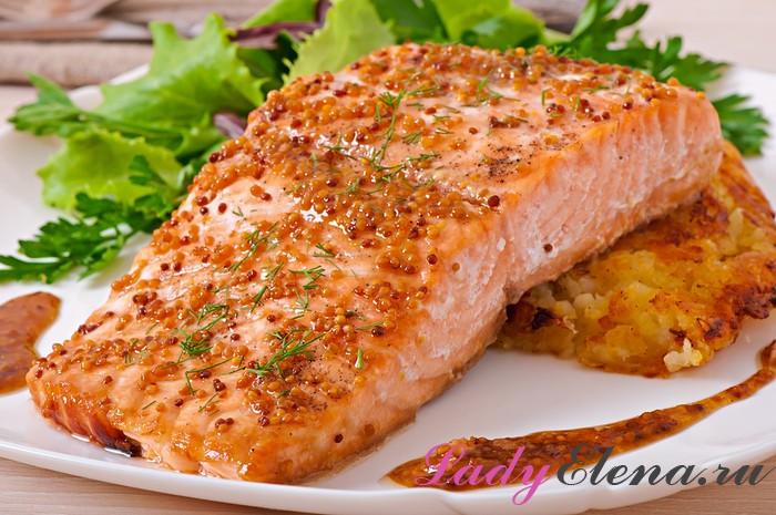 Как приготовить рыбу с пастой мисо